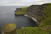 Cliffs of Moher,  coast,  County Clare,  Munster,  Republic of Ireland Eire,  Europe