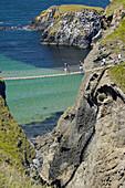 Carrick-A-Reid rope bridge,  Northern Ireland