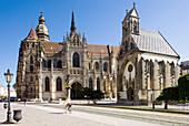 Cathedral of Saint Elizabeth and Chapel of Saint Michael,  Kosice,  Slovakia