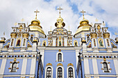 Ukraine Kiev St Michael´s Golden-domed Cathedral