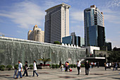 China,  Guangdong Province,  Guangzhou,  Tianlun International Hotel