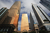 China,  Guangdong Province,  Guangzhou,  World Trade Centre