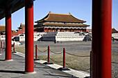 China,  Beijing,  Forbidden City,  Supreme Harmony Hall