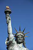 Japan,  Tokyo,  Odaiba,  Statue of Liberty replica