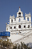 India,  Goa,  Panaji,  Panjim,  Church of Our Lady of the Immaculate Conception