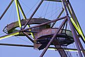 Tetrahedron Bottrop, North Rhine-Westphalia, Germany