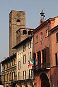 Alba Town hall, Alba, Piemont, Italy