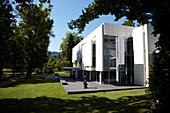 Museum Frieder Burda, Baden-Baden, Baden-Württemberg, Deutschland