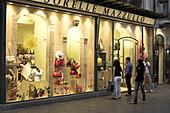 Fashion shop, Corso Umberto, Taormina, Siciliy, Italy