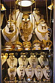 Jeweller's shop in the Medina, Old Town, Tripoli, Libya, Africa