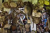 Shop in the Medina, Old Town, Tripoli, Libya, Africa