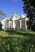 Church at Kopu, Estonia, Baltic Nation, Eastern Europe.