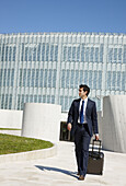 Businessman, Technology Park of Bizkaia, Zamudio, Basque Country, Spain