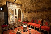 "Ethnographic ""Treasures in the Walls"" Museum displays the lifestyles in Israel from the end of the Ottoman reign up to Israel's first years"