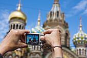 Church of the Bleeding Savior, Saint Petersburg, Russia