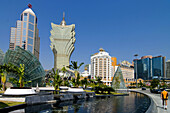 asia, china, Macau, Gran lisboa casino 2008