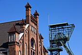 Germany, Nordrhein-Westfalen, Ruhr Basin, Dortmund, LWL Industrial Museum, Zollern Colliery