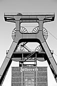 Germany, Nordrhein-Westfalen, Ruhr Basin, Essen, World Heritage Zollverein former coal mine