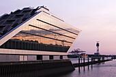 Germany, State of Hamburg, Hamburg, Elbmeile, Hamburg Dockland Office Building