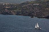Italy, Sardinia, Northern Sardinia, Santa Teresa di Gallura, Tourist port