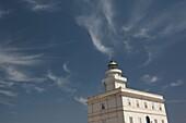 Italy, Sardinia, Northern Sardinia, Santa Teresa di Gallura, Capo Testa, lighthouse
