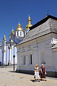 St. Michael´s Golden-Domed Monastery, Kiev, Ukraine
