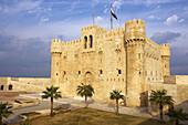 Qaytbay fort, Alexandria, Egypt