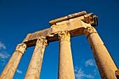 Teatro romano, Ciudad romana de Dougga, Tunez, Africa