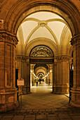 Herrengasse arcade, Vienna, Austria