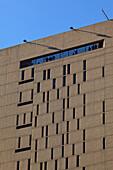 Downtown prison in a skyscraper, Chicago, Illinois, USA