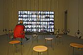 Neues Museum for Art and Design, Nuremberg, Franconia, Bavaria, Germany