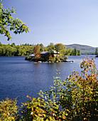 Squam Lake, New Hampshire, New England, USA