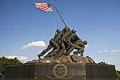 USMC War Memorial, Washington DC, USA