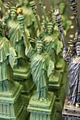 Liberty Statuettes, New York City, USA