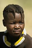 Afrika, Afrikander, Afrikaner, Baby, Farbe, Himba, Joung, Jung, Junge, Kaokoveld, Klein, Knabe, Leute, Namibia, Neger, Negroid, Primitiv, Schwarz, Schwarzer, G23-883752, agefotostock