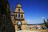 Castillo medieval - iglesia  Estilo: gótico-mudejar  ss  XI-XVIII  Aracena