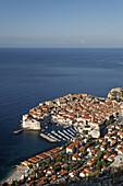 Walled Old City of Dubrovnik, Croatia
