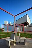 Vitra Design Museum, (Architect: Frank Owen Gehry), Weil am Rhein, Markgräfler Land, Black Forest, Baden-Württemberg, Germany