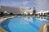 Tej Marhaba hotel in Sousse, Tunisia.