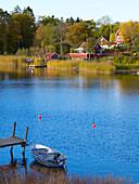 Weekend cottage in Karlskrona, Sweden