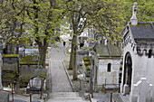 Père Lachaise, cemetery, Paris, France