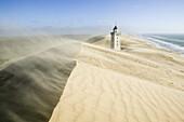 Knude lighthouse, Rubjerg, Jutland, Danmark