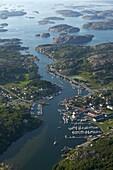 Hamburgersund archipelago, Bohuslan, Sweden