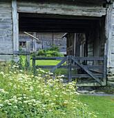Sporrakulla yard, Goinge, Skane, Sweden