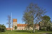 Backaskogs castle., Skane, Sweden