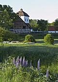 Hovdala castle, Hassleholm, Skane, Sweden