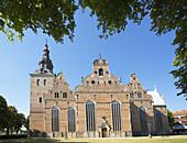 Church in Kristianstad, Skane, Sweden