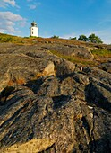 Hano lighthouse, Hano, Blekinge, Sweden