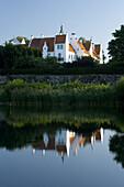 Bosjokloster castle, Skane, Sweden