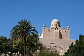 Mausoleum of Aga Khan, Aswan, Egypt, Africa